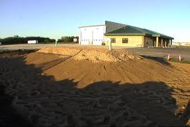 Raised Filter Bed Septic System Septic Systems Ontario